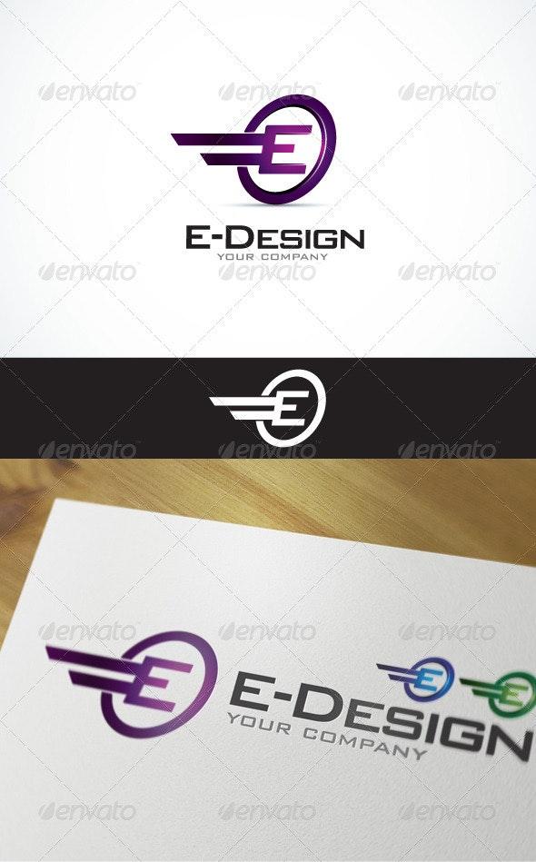 Logo Template - E Design - Letters Logo Templates