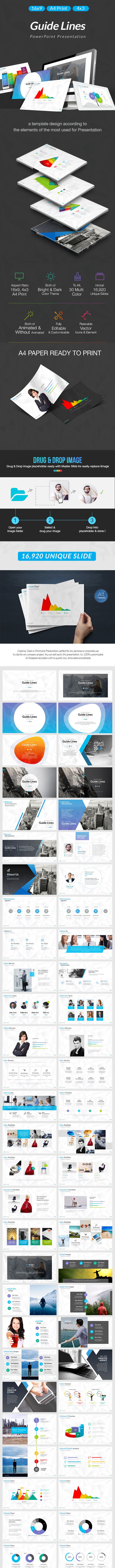 Business PowerPoint Template - PowerPoint Templates Presentation Templates