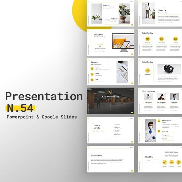 Presentation N56