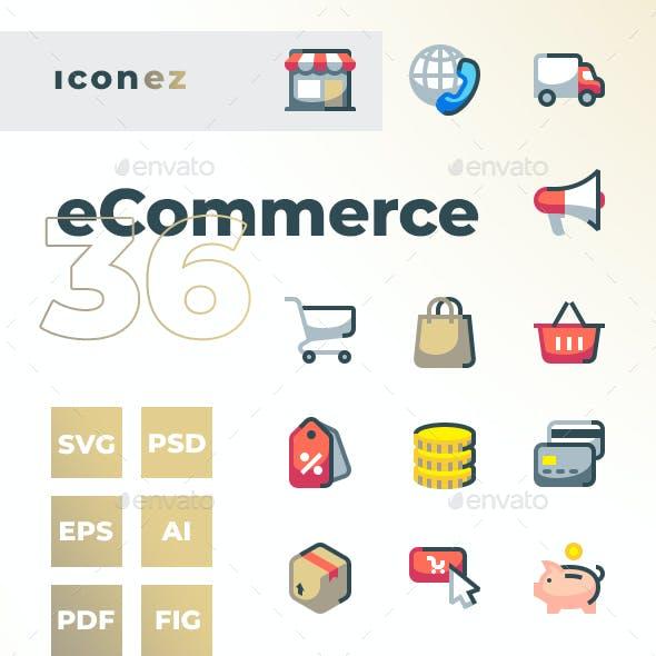 Iconez - eCommerce