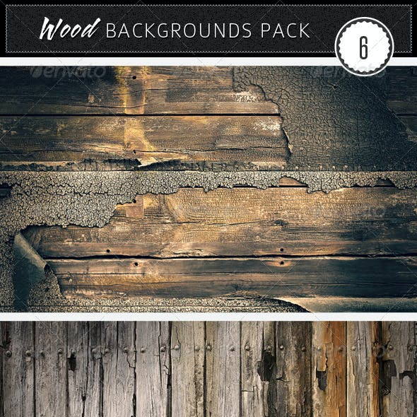 Wood Backgrounds Pack 6