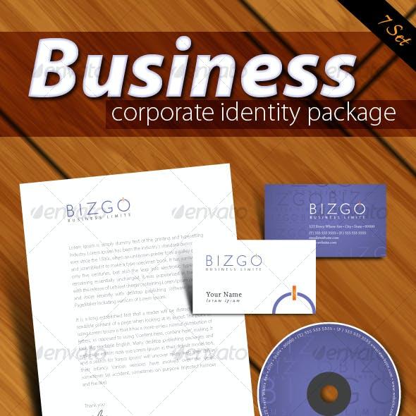 Corporate Identity 7 pack [Print Ready]