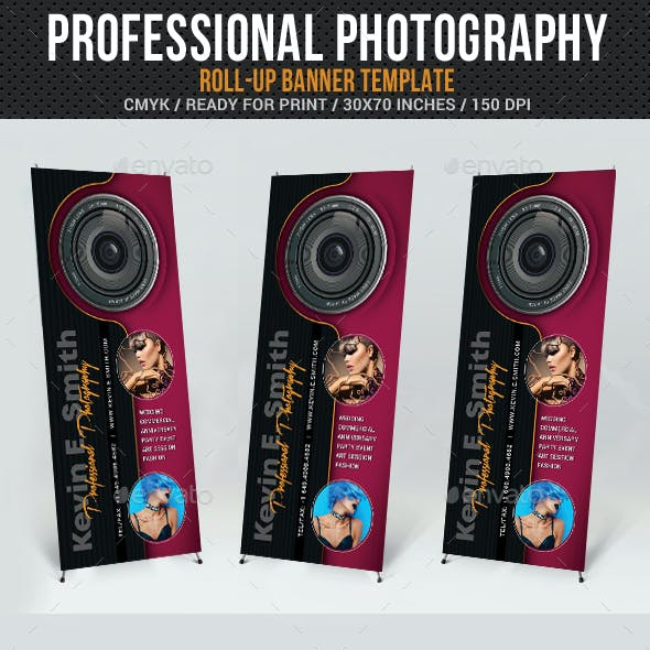 Professional Photography Banner V3