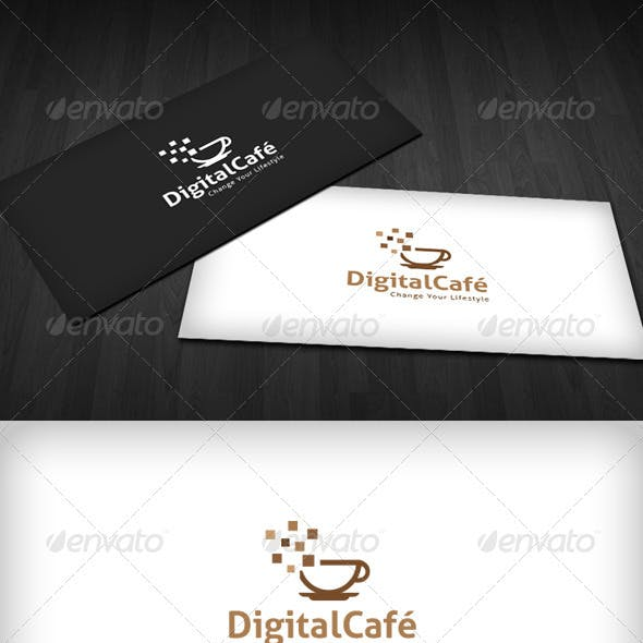 Digital Café Logo