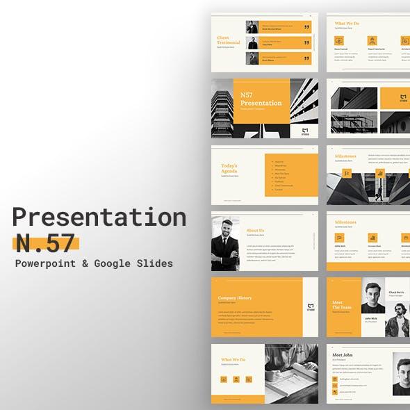 Presentation N57