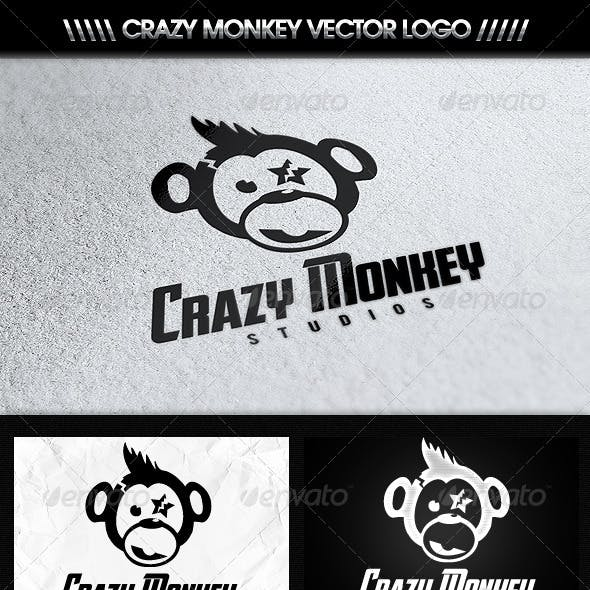 Crazy Monkey Studios Logo
