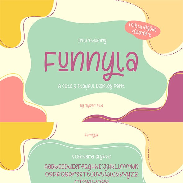 Funnyla - Playful Display