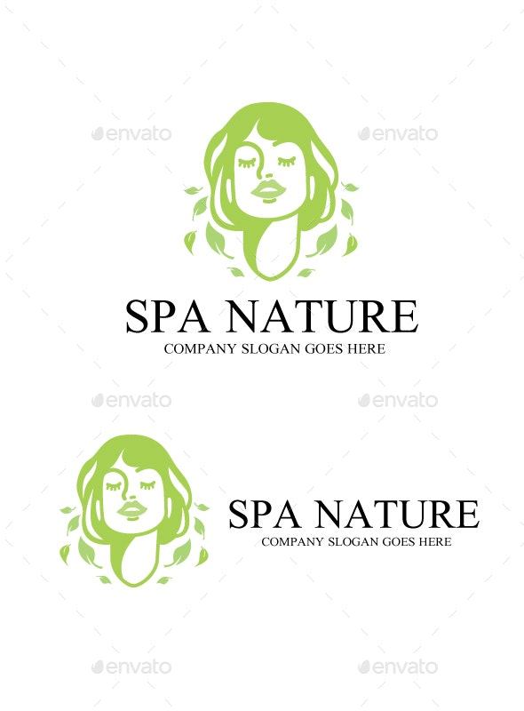 Spa Nature - Nature Logo Templates