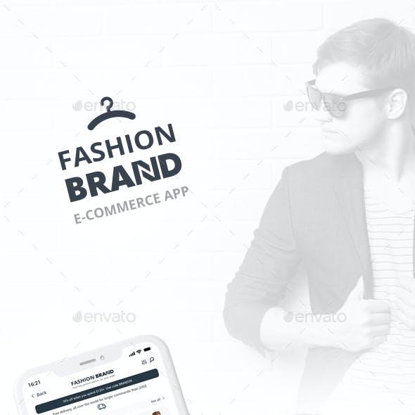 Brand Fashion - Ecommerce (Super Retina XDR Display)