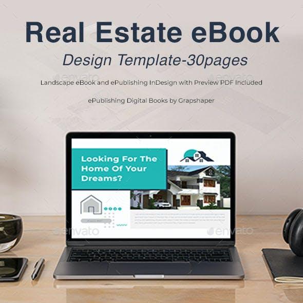Real Estate eBook Design