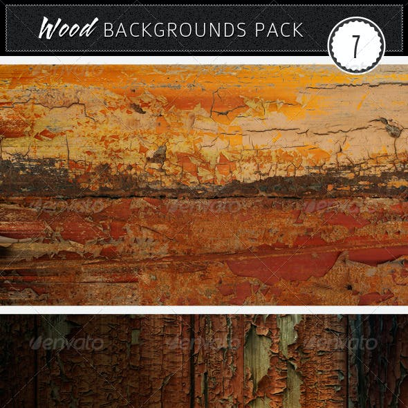 Wood Backgrounds Pack 7