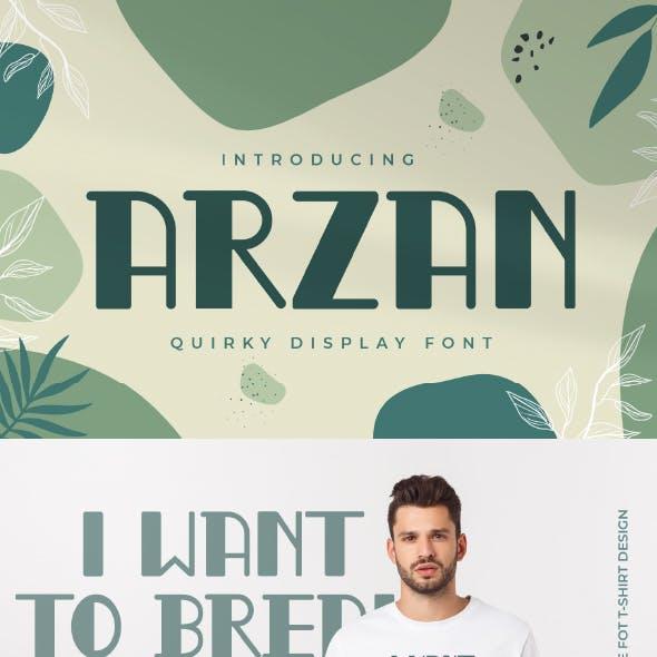 Arzan