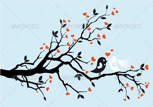 Wedding Birds - Weddings Seasons/Holidays