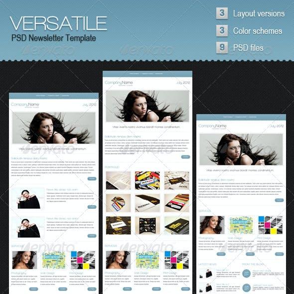 Versatile Newsletter Template