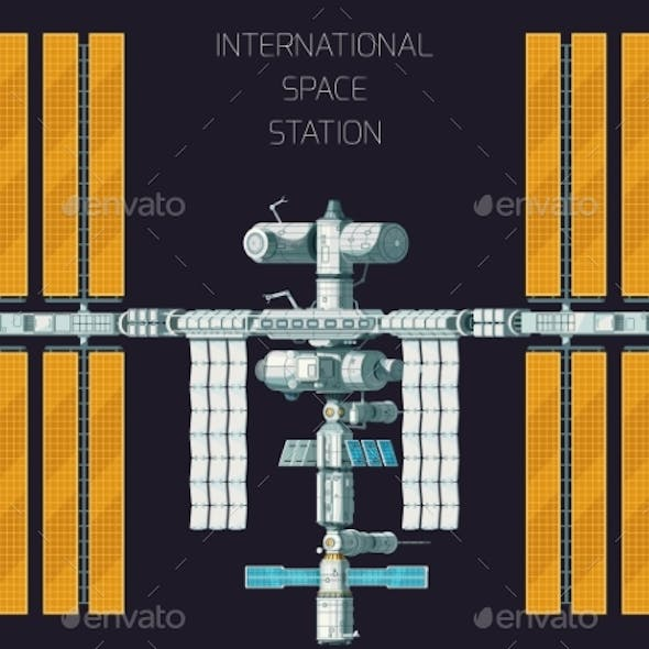 Orbital International Space Station Concept