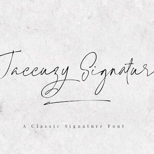 Jaccuzy Signature