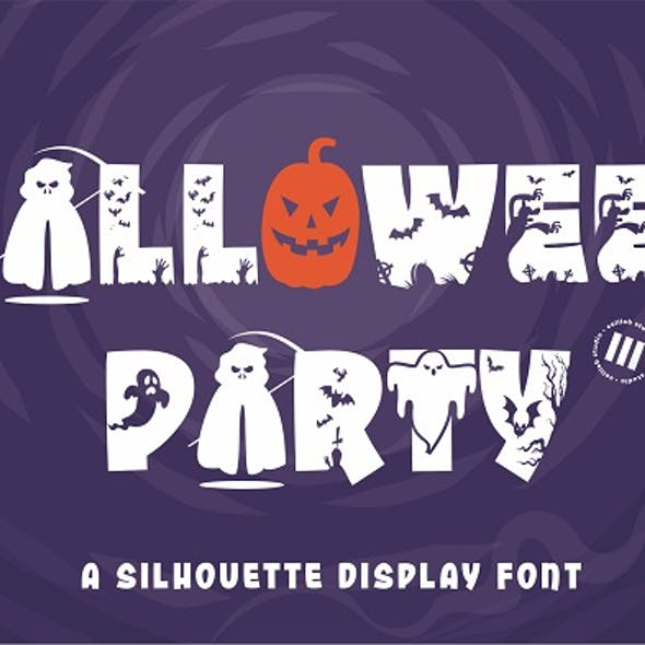 Helloween Party Font