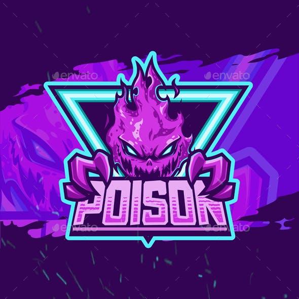Poison Mascot