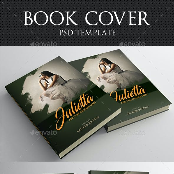 Book Cover Template 80