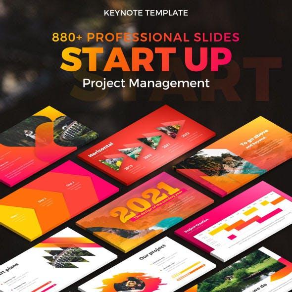 Keynote StartUp