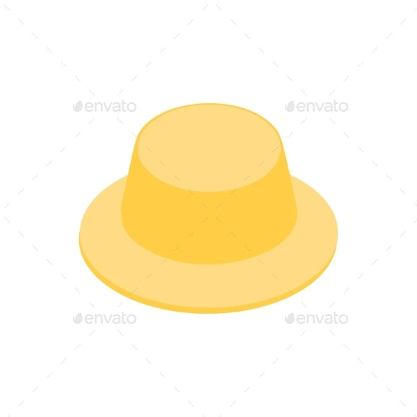 Fashion Hat Vector Illustration - Man-made Objects Objects