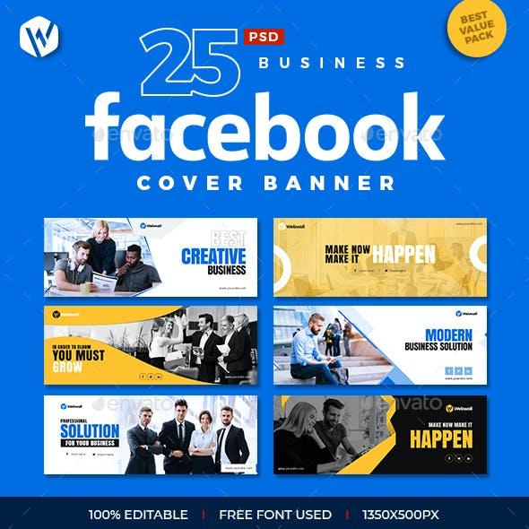 25 Facebook Cover