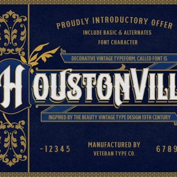 Houstonville