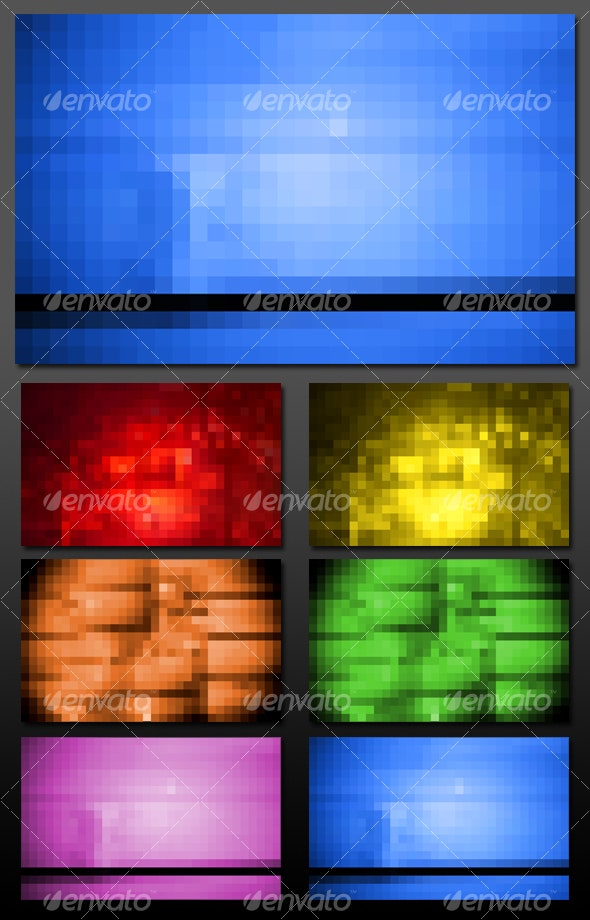 Mosaic Backgrounds - Backgrounds Graphics