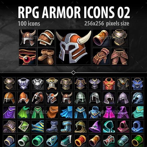 RPG Armor Icons 02