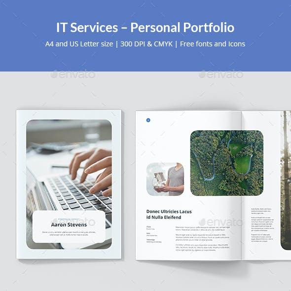 IT Services – Personal Portfolio