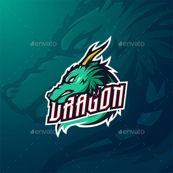 Emerald Dragon Emblem