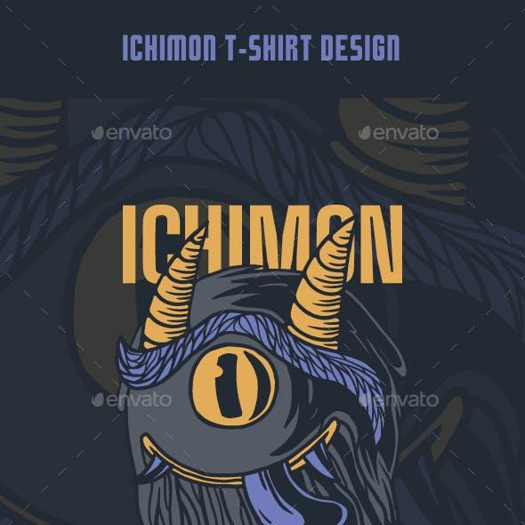 Ichimon T-Shirt Design