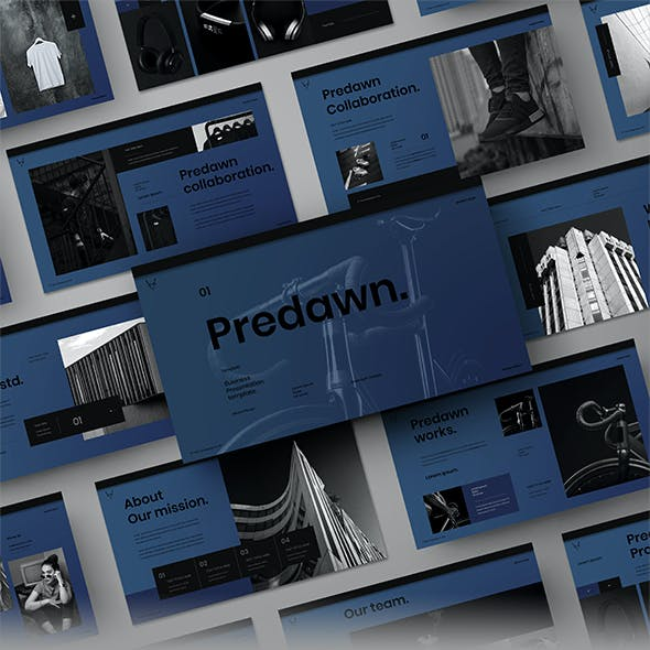 Predawn – Business Google Slides Template