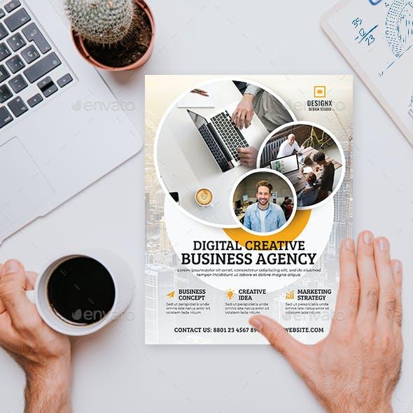 Business Flyer V80