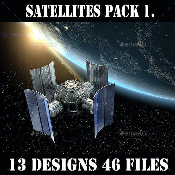 Satellite Pack 1.