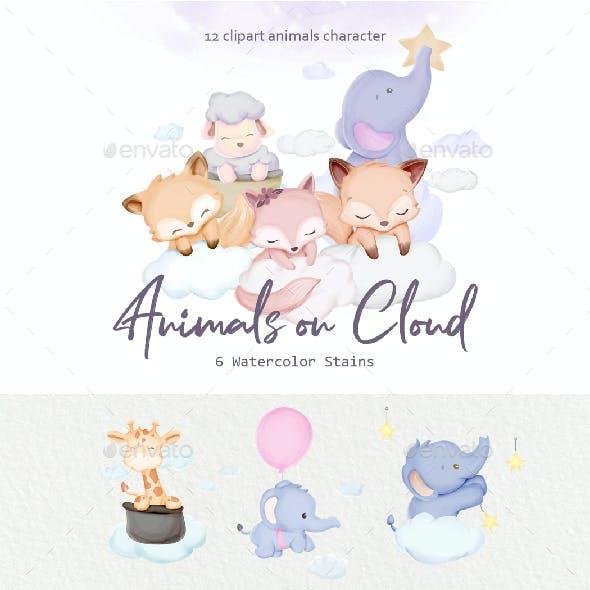 Animals on Cloud