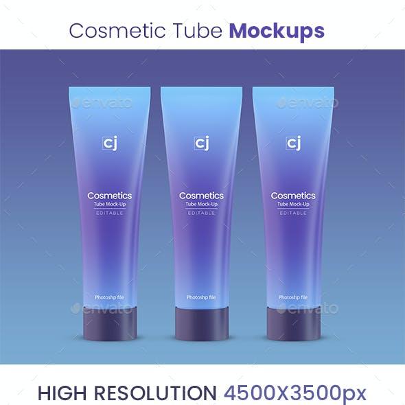 Cosmetic Tube Mockups_1