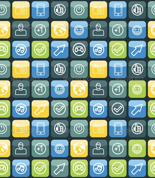 Seamless technology pattern - Technology Conceptual