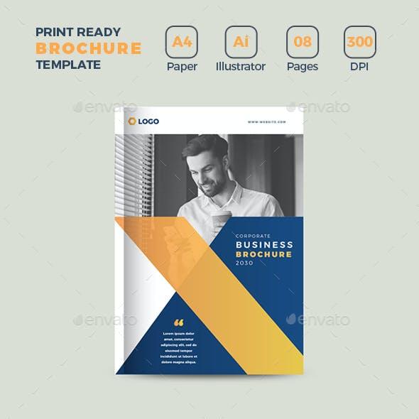 Brochure | Annual Report | Booklet