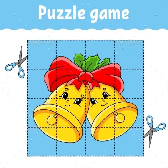 Puzzle Game for Kids - Miscellaneous Vectors