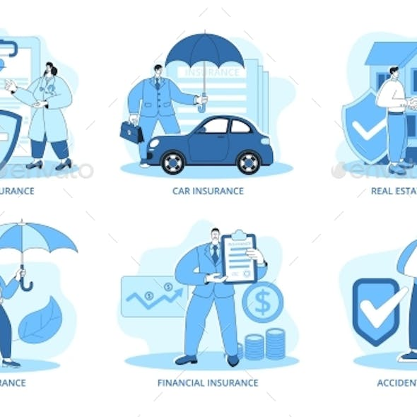 Insurance Service for Life and Property To Protect