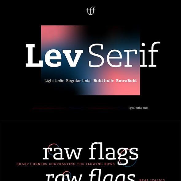 Lev Serif