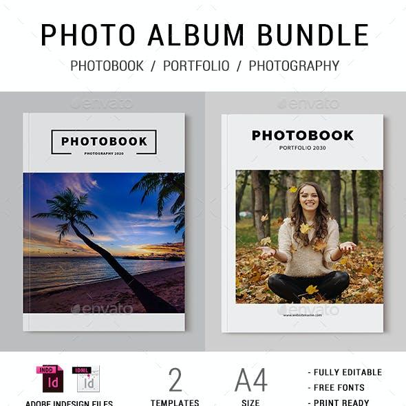 Photo Album / Portfolio Bundle