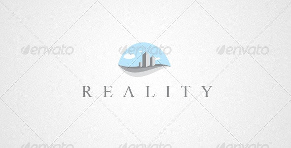 Real Estate & House Logo 0243 - Buildings Logo Templates