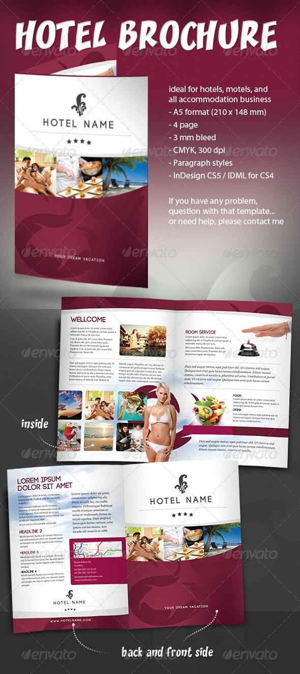 Hotel Brochure - Corporate Brochures