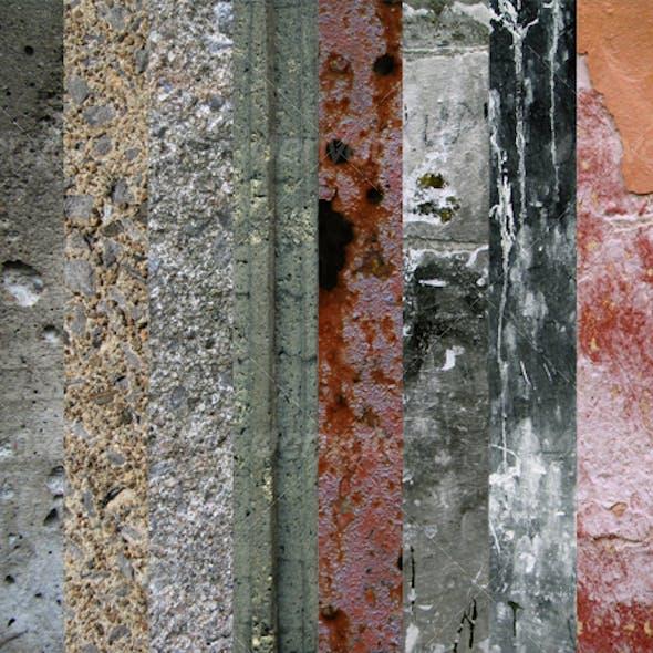 Concrete Texture Package 1 (10 images)