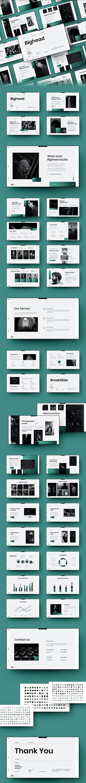 Bighead – Business PowerPoint Template - Business PowerPoint Templates