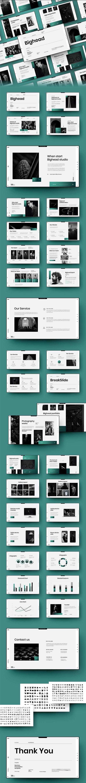 Bighead – Business Google Slides Template - Google Slides Presentation Templates