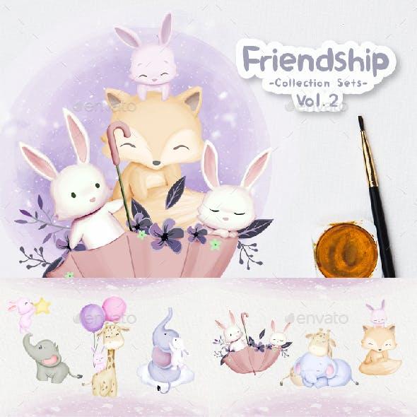 Friendship Collection Sets Vol.2