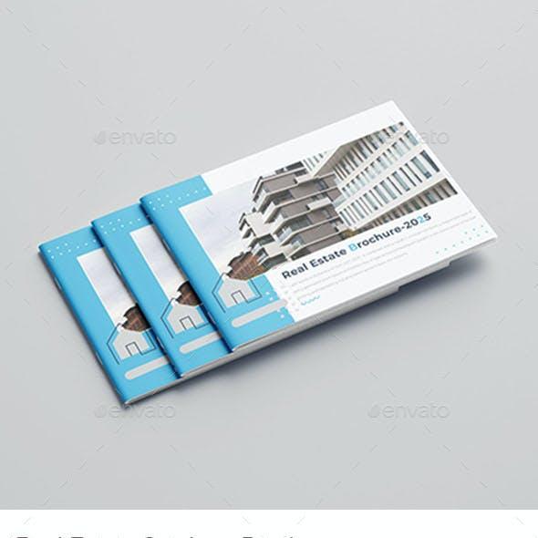 Real Estate Catalog - Brochure Design